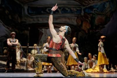 """Baleto šokėjas J. Laucius: """"Princas esu tik scenoje"""""""