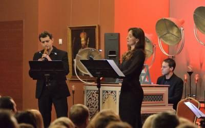 Metų pabaiga su virtuoziška Händelio ir Telemanno muzika