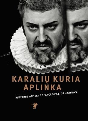 Knyga, skirta lietuvių operos karaliui