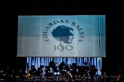 Eduardo Balsio 100-metis prasidėjo itin aukšta nata