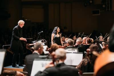 Ieva Prudnikovaitė ir Lietuvos valstybinis simfoninis orkestras lankysis Marijampolėje