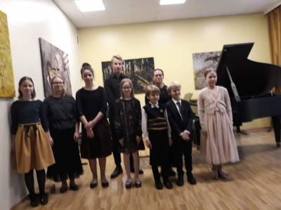 """Popietė """"Raimundas Kontrimas - pianistas, pedagogas, kompozitorius"""""""