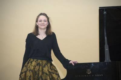 Lisztofonijos nugalėtoja – Elžbieta Liepa Dvarionaitė