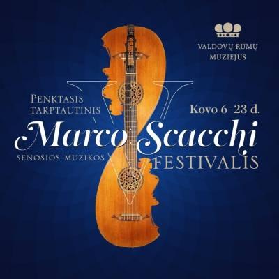 Marco Scacchi festivalyje – Vazų kapelos pėdsakais.