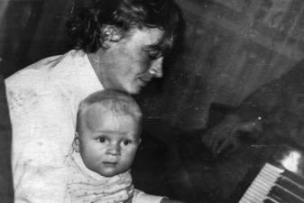 Ignas Jonynas: Tėvas buvo šviesus, šiltas, linksmas žmogus