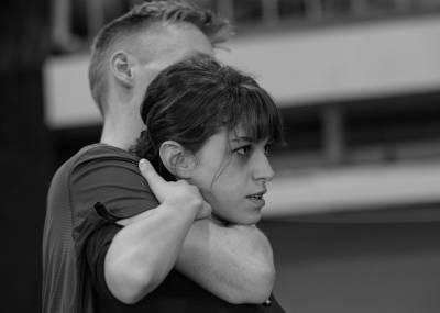 """Choreografė Edita Stundytė: """"Kuriu spektaklį apie narsų poelgį"""""""