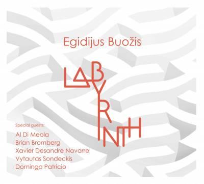 Septintasis Egidijaus Buožio albumas pretenduoja į metų džiazo sensaciją