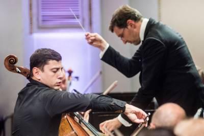 Nacionalinio simfoninio orkestro sezono pabaiga su Nareku Hakhnazaryanu