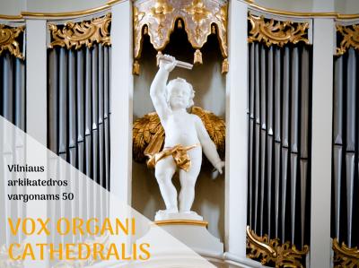 Visą vasarą Vilniaus arkikatedroje skambės tradiciniai vidudienio koncertai