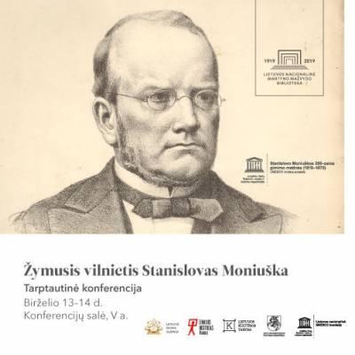 Keturios Stanislavo Moniuškos Aušros vartų litanijos ir jų kontekstai