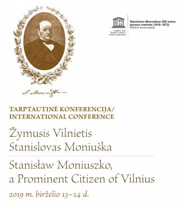 S. Moniuszko's ballads for voice and piano, and lyric songs