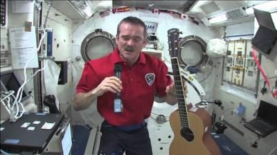 Muzika, skambanti…kosmose