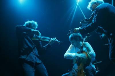 Kristupo vasaros festivalyje – muzikos lavina iš Karpatų kalnų