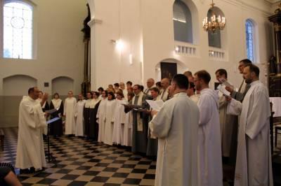 Grigališkojo choralo savaitė Marijampolėje sutelks choralo giesmininkus