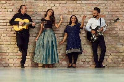 """""""Karavan Familia"""": romų muzika – gyvenimo džiaugsmui!"""