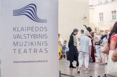 Klaipėdos valstybinis muzikinis teatras minės Pasaulio Operos dieną