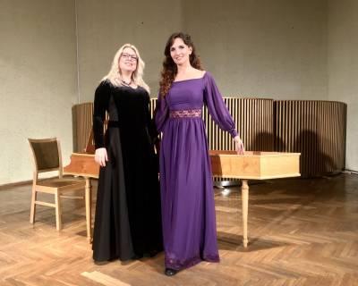 Kompozitorės Barbaros Strozzi 400 metų jubiliejui skirtas koncertas Užutrakio dvare