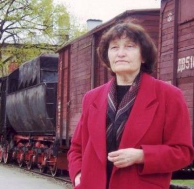 Jadvyga Giedraitė-Godunavičienė (1932 spalio 7 d. – 2019 lapkričio 29 d.)