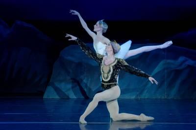 Metų palydėtuvės su baleto žvaigždėmis