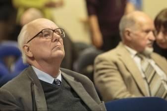 Asociacijos LATGA tarybos prezidentu perrinktas Teisutis Makačinas