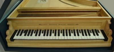 Atgimusi skambanti istorija: klavišiniai muzikos instrumentai