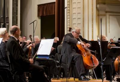 Simfoniniai šokiai su David Geringu ir Jurijumi Serovu