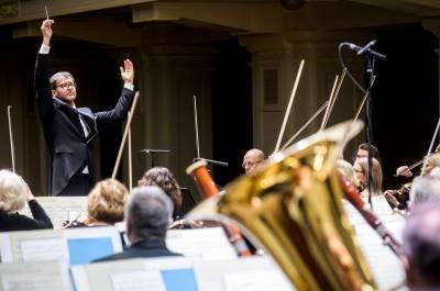 Gyvenimo simfonija su M. Pitrėnu, R. Mataityte ir LNSO