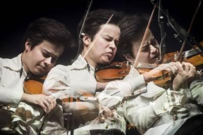 XXI a. smuiko virtuozas Romanas Kimas sugrįžta