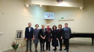 Renginiai Viktoro Radovičiaus 100-mečiui