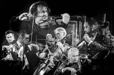"""Vilniaus festivalio mozaika: nuo A. Vivaldi """"Metų laikų"""" iki G. Mahlerio """"Dainos apie žemęׅ"""""""