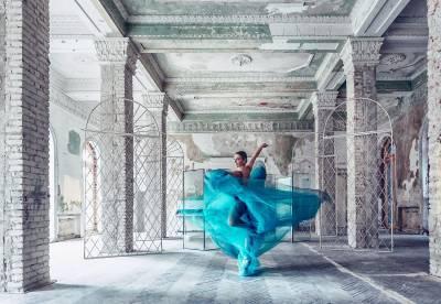 Baleto artistėsIngos Briazkalovaitės ypatingieji bateliai