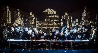 Vilnius City Opera skelbia vasaros spektaklių datas