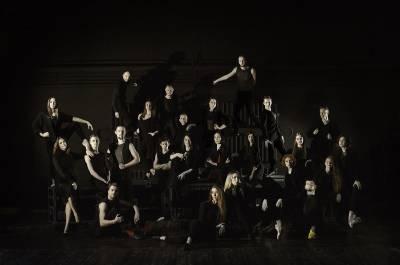 """""""Skrajojančio olando"""" choreografas A. Liškauskas: noriu, kad žiūrovai nesuprastų, jog tai šokis"""