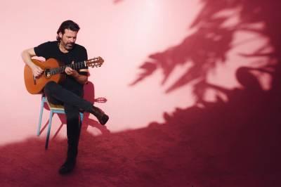 Klausomiausias ispaniškos gitaros virtuozas koncertuos Kristupo vasaros festivalyje