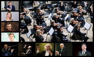 KMSO pristato pozityvia ir stipria energija alsuojantį naują koncertų sezoną