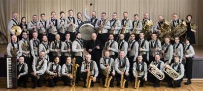 """Pučiamųjų instrumentų orkestro """"Trimitas"""" ambicijos auga"""