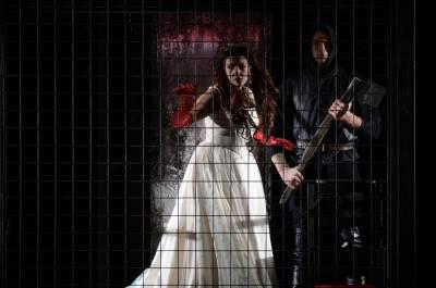 Operos scenoje – rūmų intrigų pražudyta Anglijos valdovė