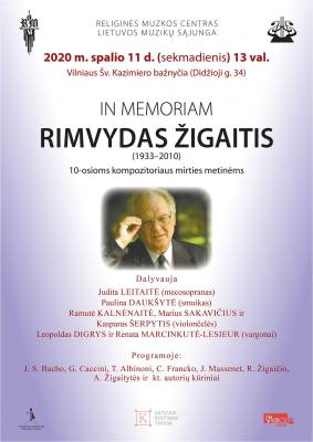 Gyvenimas nugyventas skleidžiant muziką Lietuvoje
