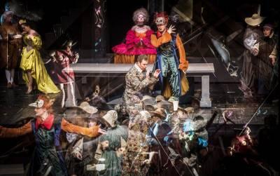Klaipėdos valstybinis muzikinis teatras keliauja po Lietuvą