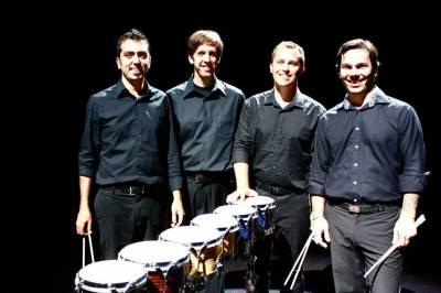 """Pirmąkart Lietuvoje – """"Portland Percussion Group"""" (JAV) koncertas, tęsiantis išskirtinių pasaulio mušamųjų kolektyvų plejadą Vilniaus scenose"""