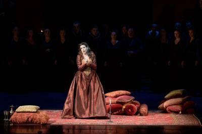 "Opera ""Ana Bolena"" įspūdį paliko ne tik muzikologams"