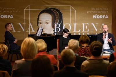 "Dirigentas Sesto Quatrini: ""Palikta moteris rauda tyliai"""