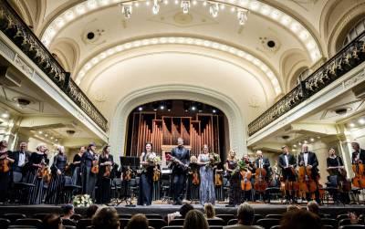 Naujametė transliacija iš Lietuvos nacionalinės filharmonijos