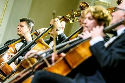 Vaikams ir jaunimui – edukacinės laidos apie orkestrą ir muzikos instrumentus