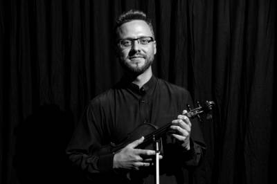 LNOBT orkestro koncertmeisteriu tapoDainius Peseckas