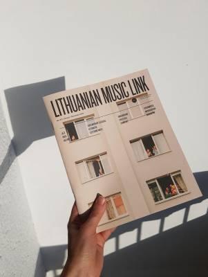 """""""Muzika nesustojo"""" – išleistas naujas žurnalo """"Lithuanian Music Link"""" numeris"""