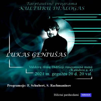 Slavų tradicinės muzikos mokykla pristato: Lukas Geniušas