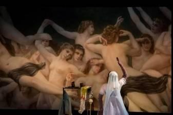 Dar viena Toskos istorija Opéra Bastille teatre