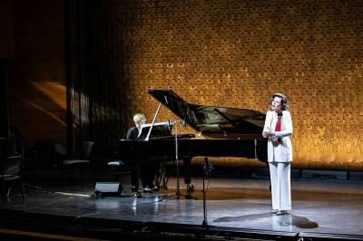 LNOBT scenoje aidėjo muzikinės maldos už Baltarusiją