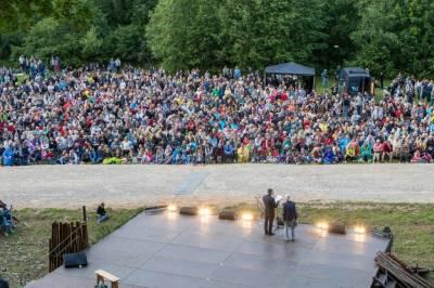 "Liudas Mikalauskas: ""Tauragės festivalis mestų iššūkį didiesiems miestams"""
